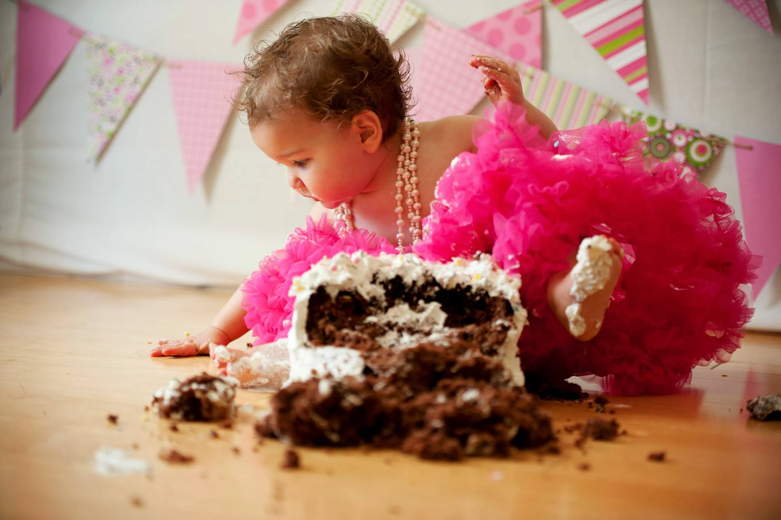 Miss Jane turns ONE