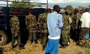 Police Death raw...KENYA REPENT