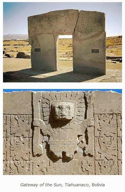 Tiwanacu and Puma Punku