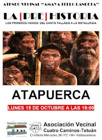 Ciclo Prehistoria: Atapuerca