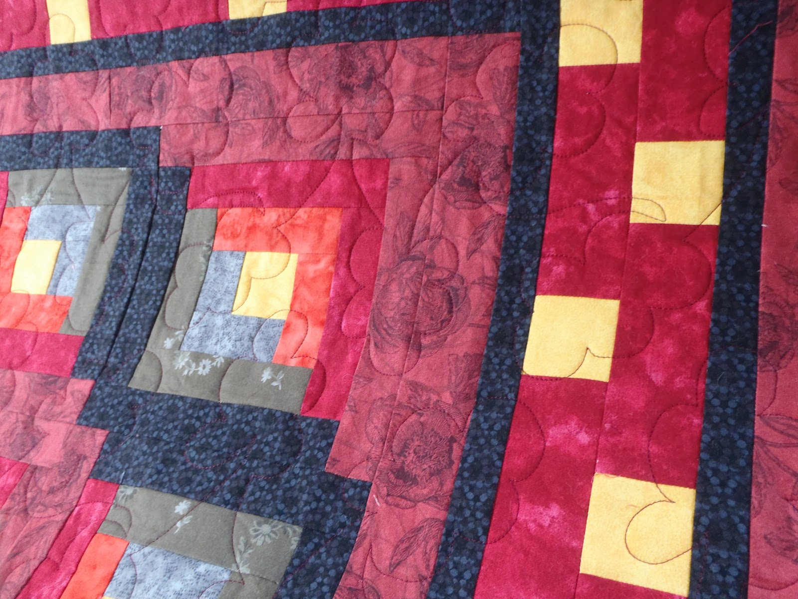 Krista Quilts Design Wall Monday Aug 27