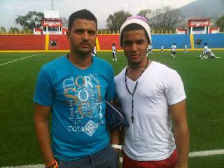 Rafael Flores fichado por Tempete FC de Haití