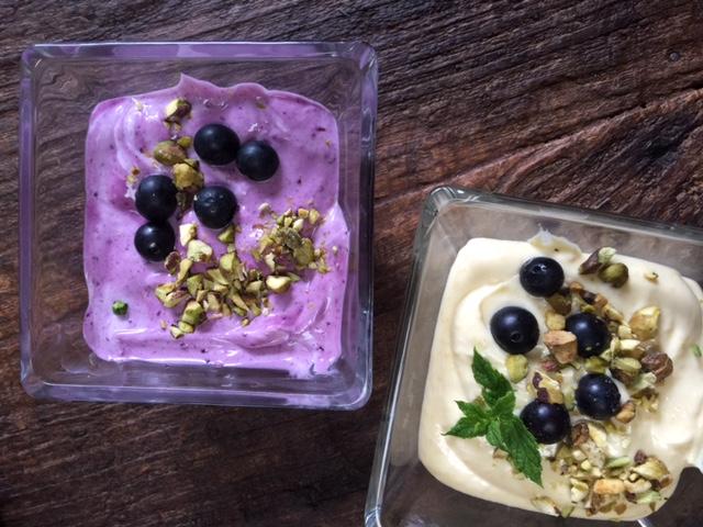 an easy dessert and a third restaurant tale
