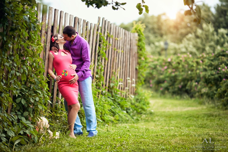 красивая фотосессия беременность коломенское
