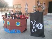 Los Piratas Pata de Palos