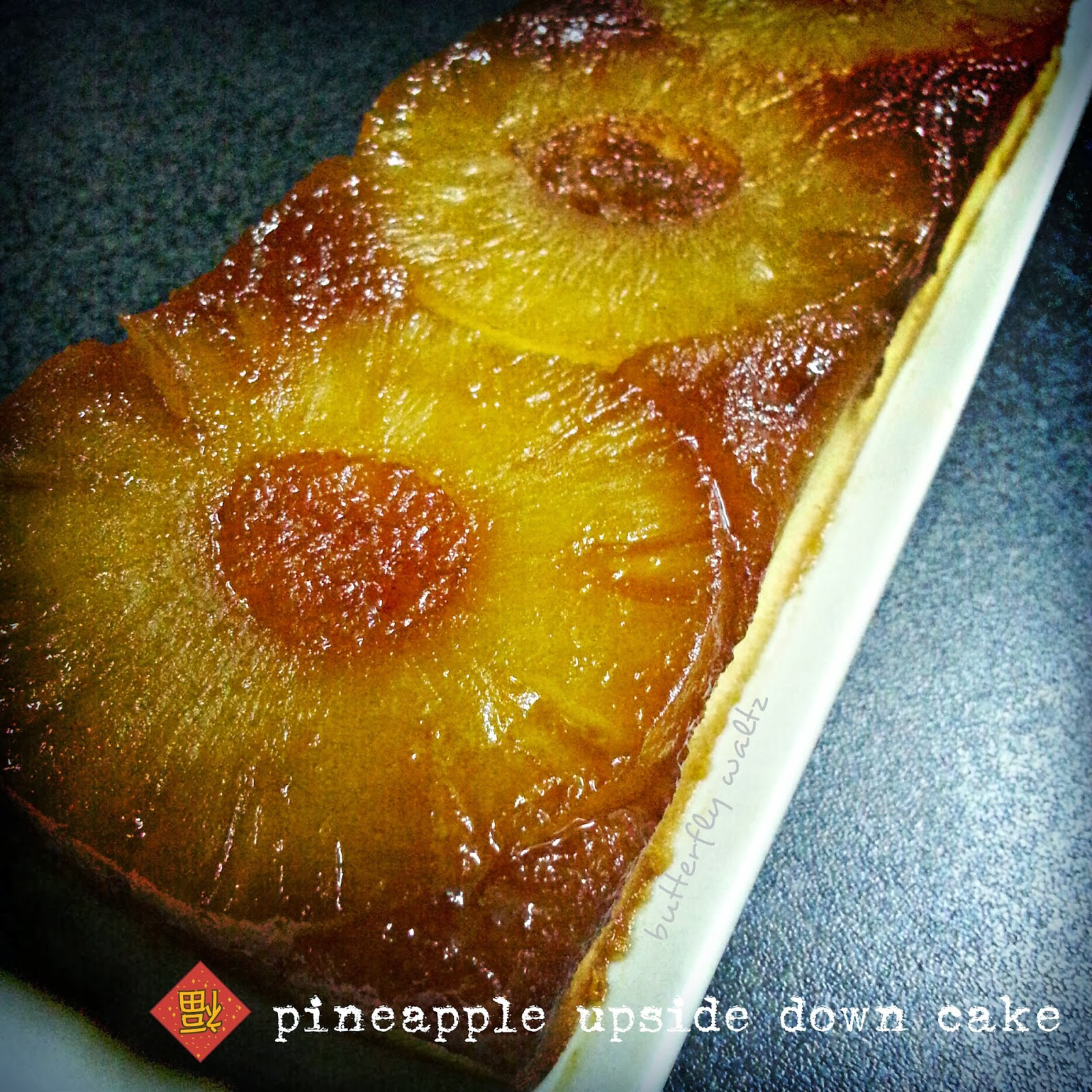 Waltzing butterflies: Caramel pineapple upside down cake ~ awesome ...