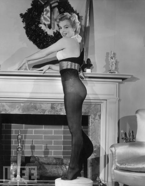 Marilyn Monroe Christmas