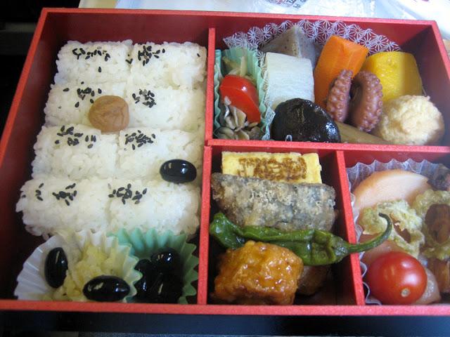 cibo giapponese, bento
