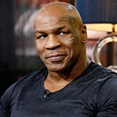 Mike Tyson foi um verdadeiro herói em Las Vegas