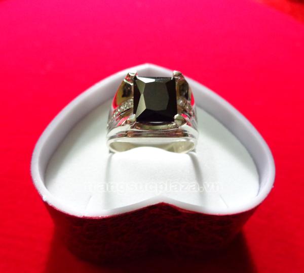 Nhẫn bạc nam NN308
