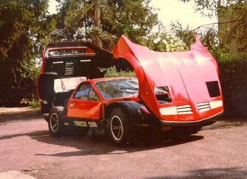 The Petrol Stop Covini B24 Turbocooler