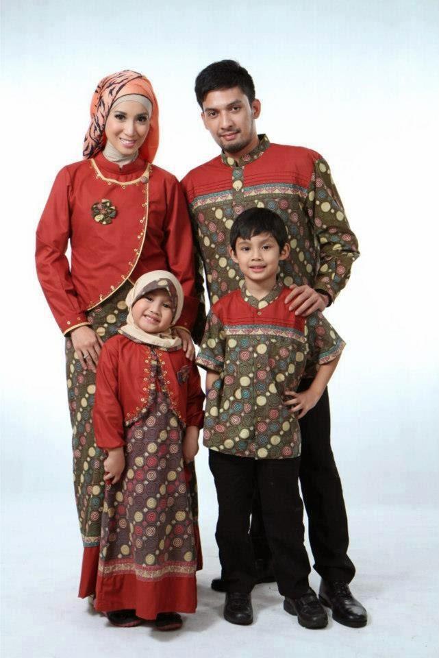 model-baju-batik-muslim-anak
