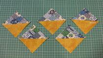Tutorial- Gyors háromszög csíkból