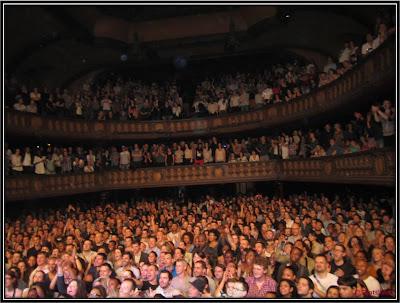 Foule concert Janelle Monae Trianon Paris 18
