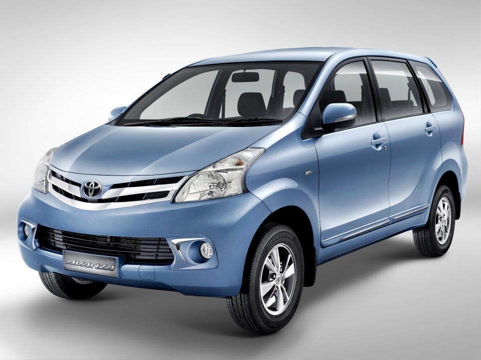 Toyota All New Avanza dan Veloz: Toyota All New Avanza dan Veloz