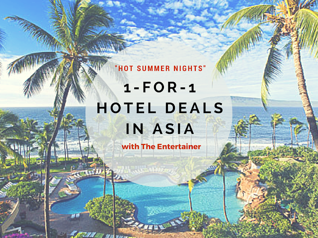 The Entertainer - Hotel Deals in Asia