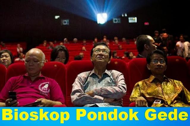 Bioskop Pondok Gede Bekasi