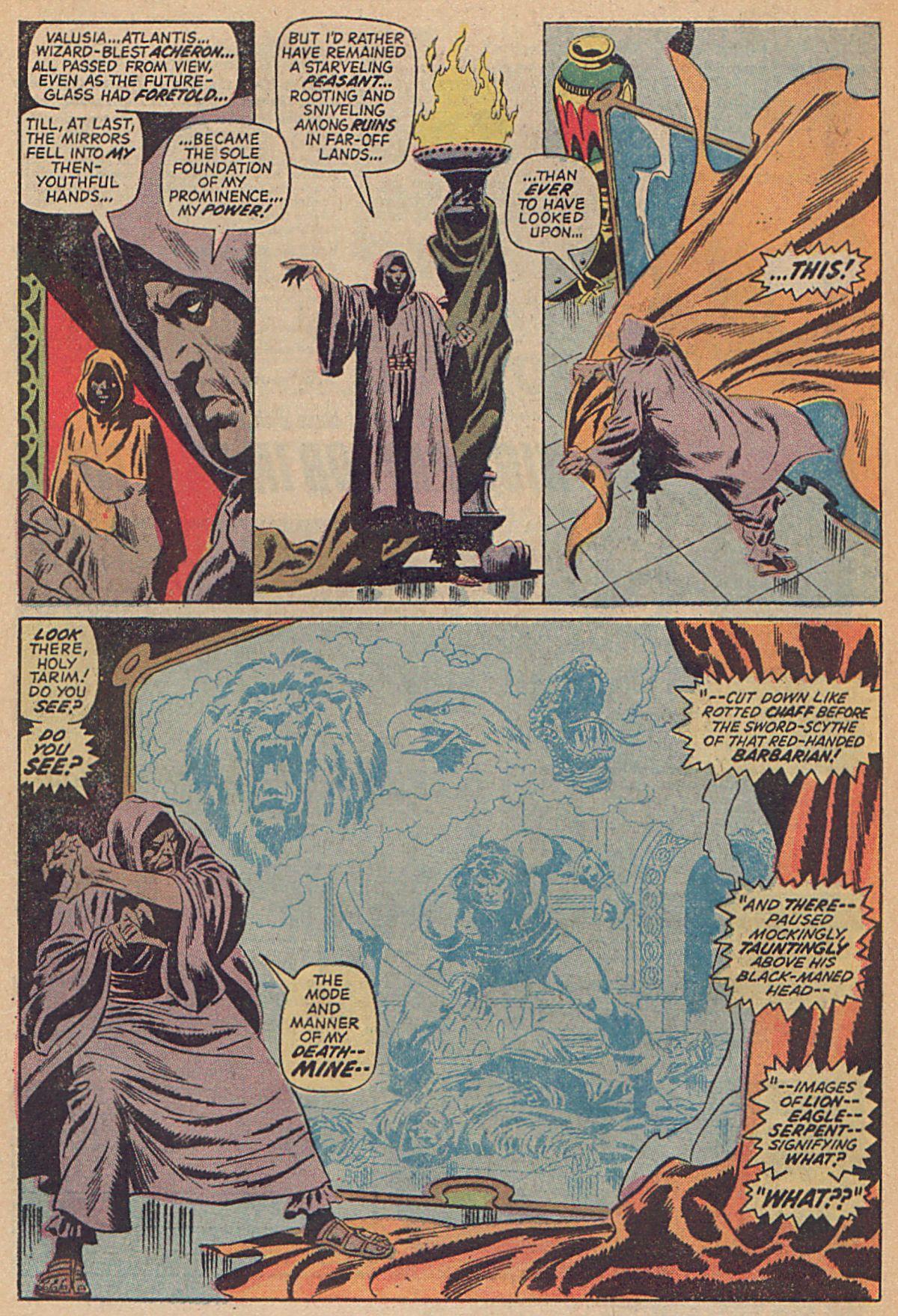 Conan the Barbarian (1970) Issue #25 #37 - English 7