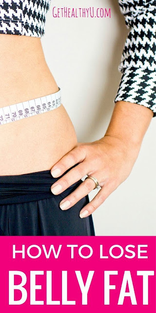 10 Tips To Beat Belly Fat And Banish Bloat