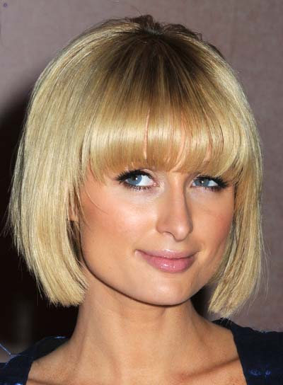 Women Hairstyle Haircut Ideas Pictures: Blunt Hairstyles with ...