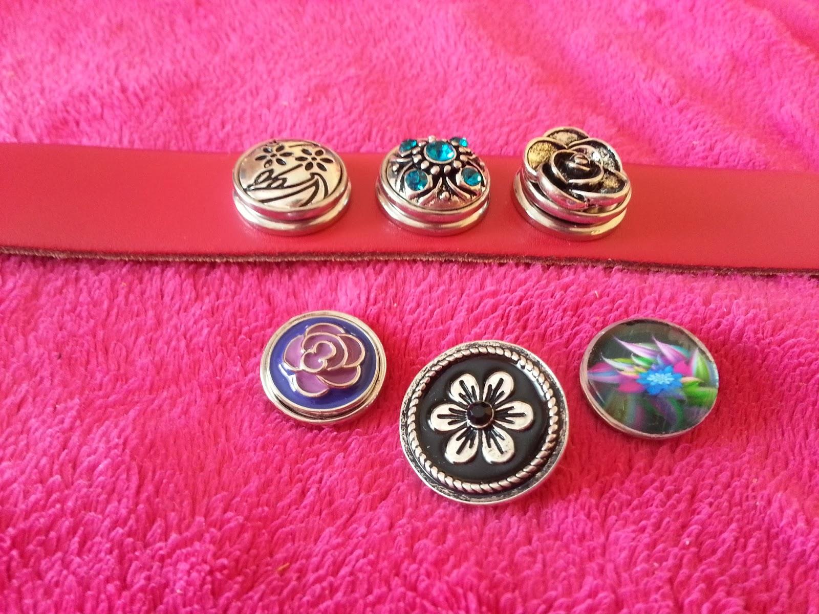 arm candy, bracelets, button jewels, chuck chucks, chuck-chucks, gems, interchangeable jewelry, jewelry, review on chuck chucks,