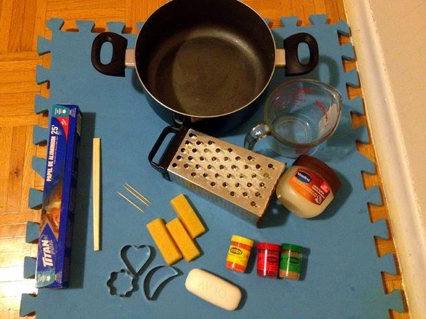 Homemade Crayons | Beeswax Crayons