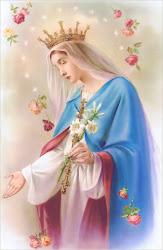 Maria- modelo de catequista