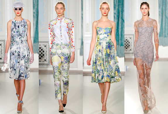 Erdem British Fashion Council