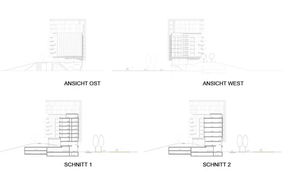 regioka bauvorhaben park towers. Black Bedroom Furniture Sets. Home Design Ideas