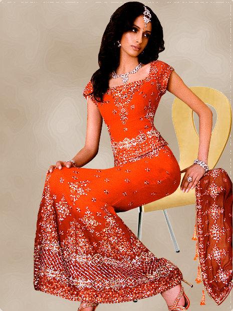 Orange Wedding Dresses 62 Amazing Trendy Bridal dress in