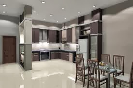 Desain Dapur Minimalis Modern Terbaru 2013