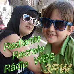 SITE OFICIAL DA RÁDIO WEB RADIANTE RECREIO