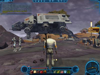 Press Start - Star Wars: The Old Republic