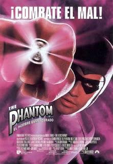 VER The Phantom (El hombre enmascarado) (1996) ONLINE ESPAÑOL