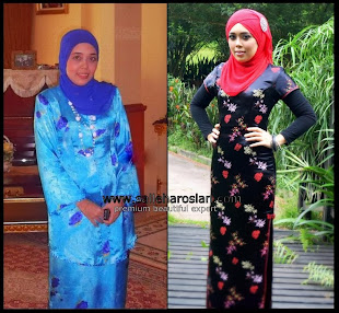 my own testimoni ~mother of three~