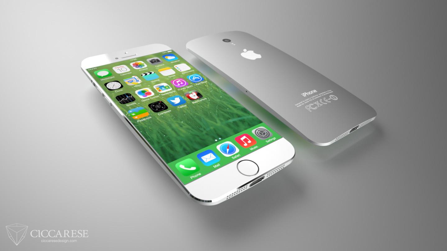 El iPhone Tendría Pantalla Flexible En 2018