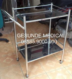 Meja Stainless Alat Rumah Sakit
