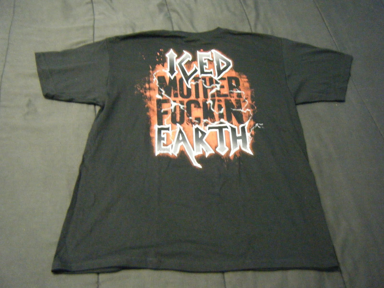 CHANNEL 13: JSR Direct Iced Earth Sale