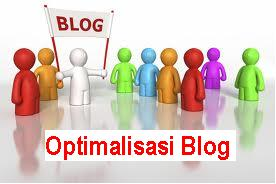 optimalisasi blog