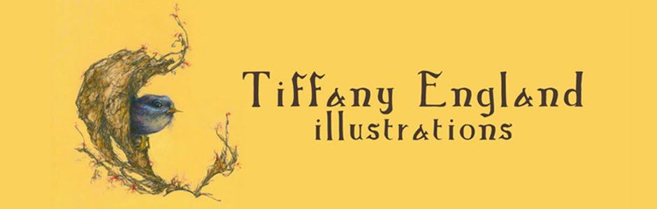 Tiffany England illustrations