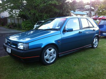 1991 Fiat Tipo 2 0ie 16v Related Infomation Specifications