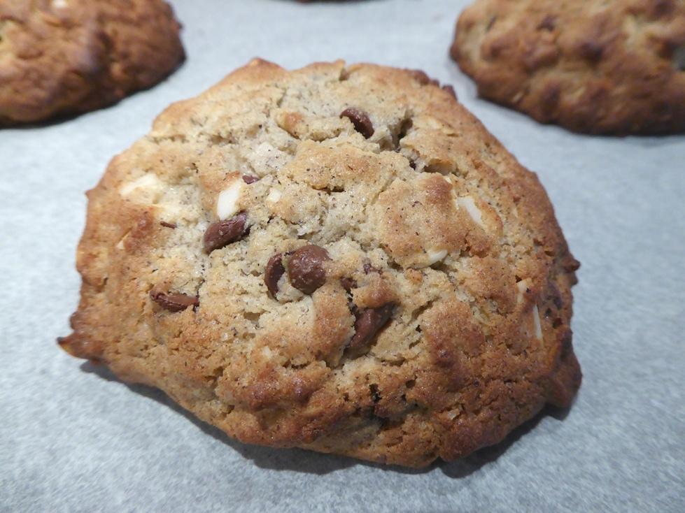 Cookies sans gluten à la farine de sarrasin
