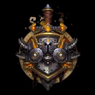 warcraft historia do mundo Warrior_crest