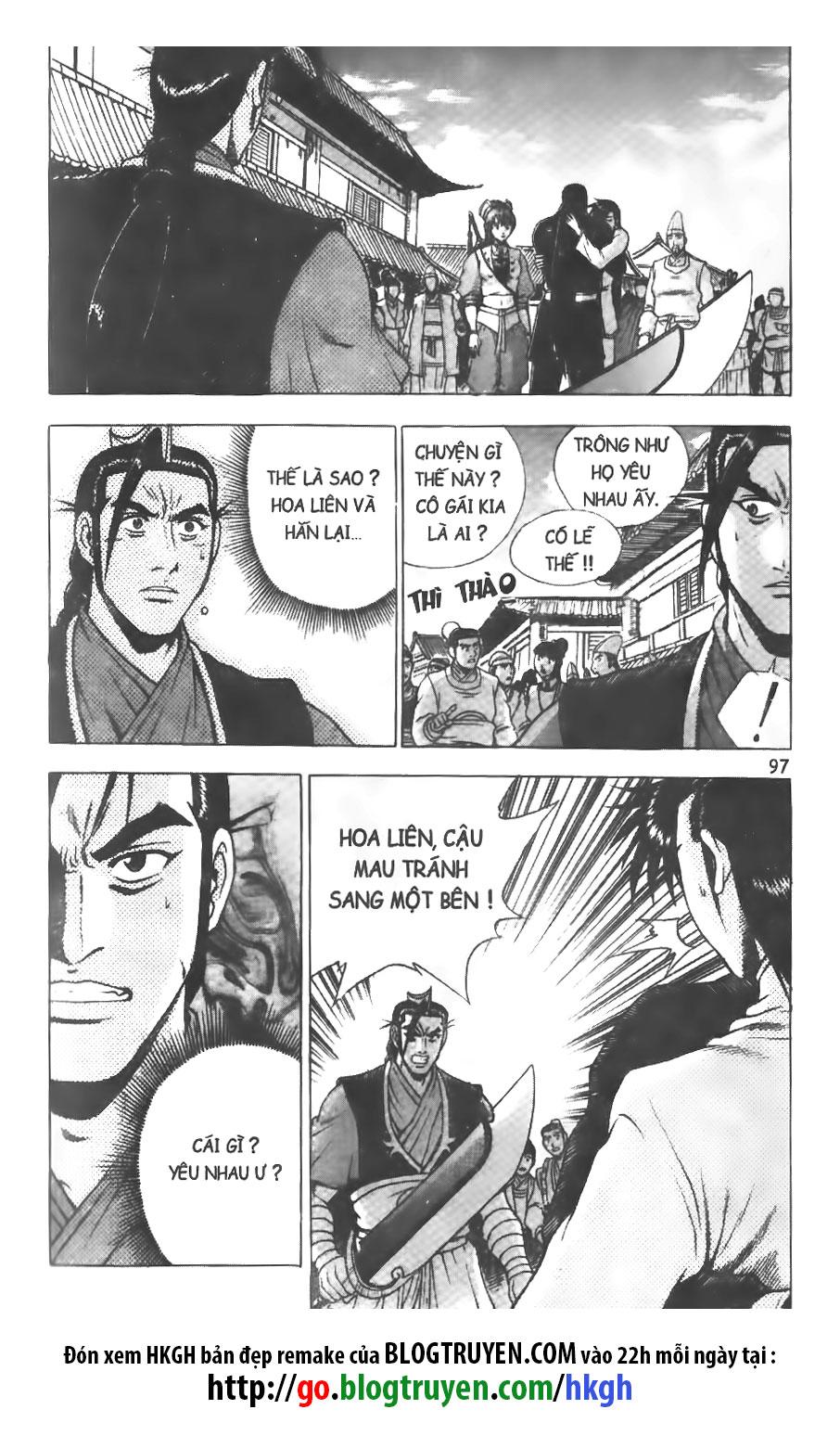 Hiệp Khách Giang Hồ chap 246 page 15 - IZTruyenTranh.com