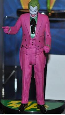 Mattel 1966 Batman Cesar Romero Joker Figure