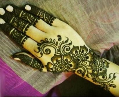 Design-of-mehndi