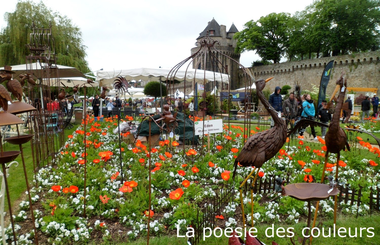 La po sie des couleurs vannes cot jardin 10 me dition for Cote jardin vannes 2015