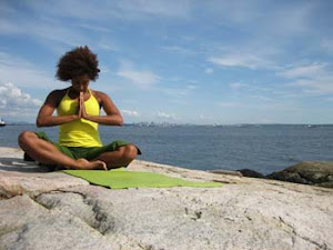 Here's another blogger's take on yoga etiquette