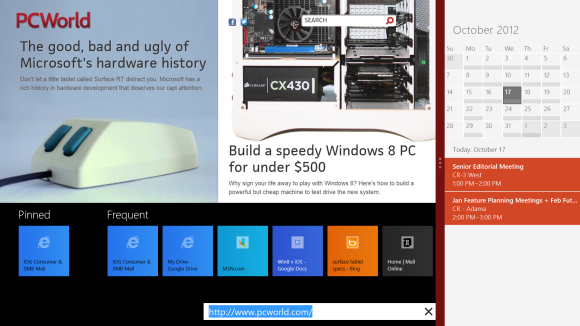 Snap Screen Windows 8
