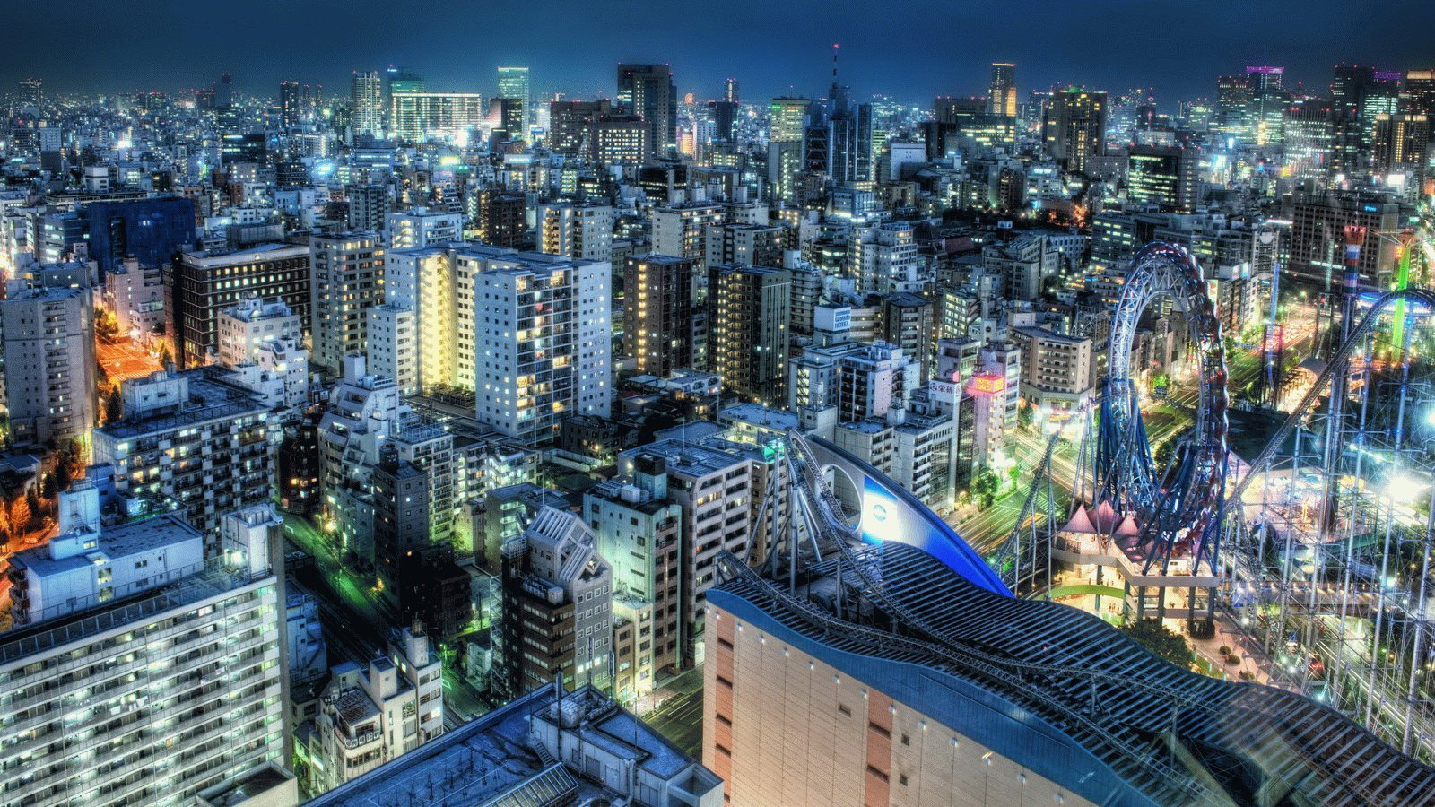 tokyo city wallpapers hd wallpapers